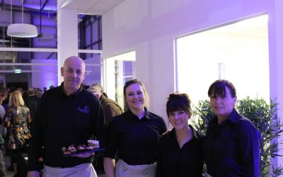 Signature Caters for the Opening of the New Mazda Showroom
