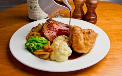 The Traditional Sunday Roast; Where it all began…